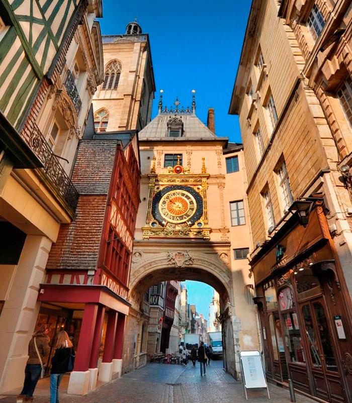 Rouen La Ville Photo X